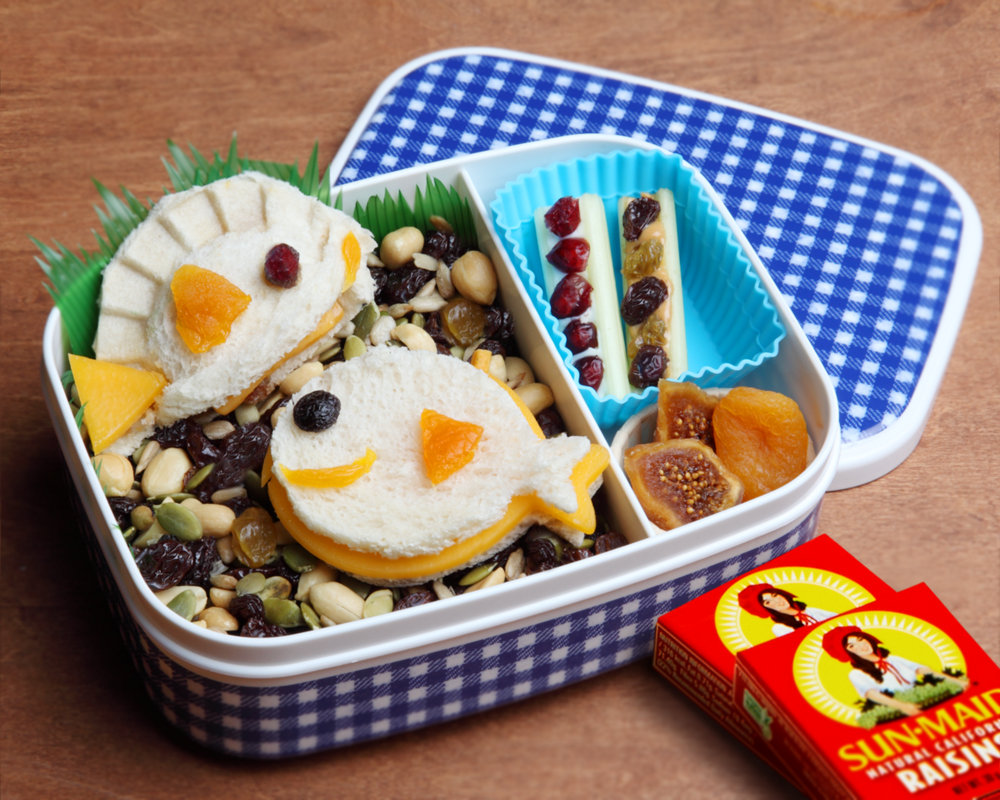 """Under the sea"" bento box"