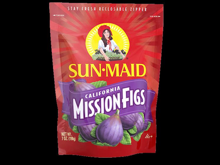 Sun-Maid California Mission Figs 7 oz. bag
