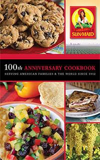 Recipe booklet cover